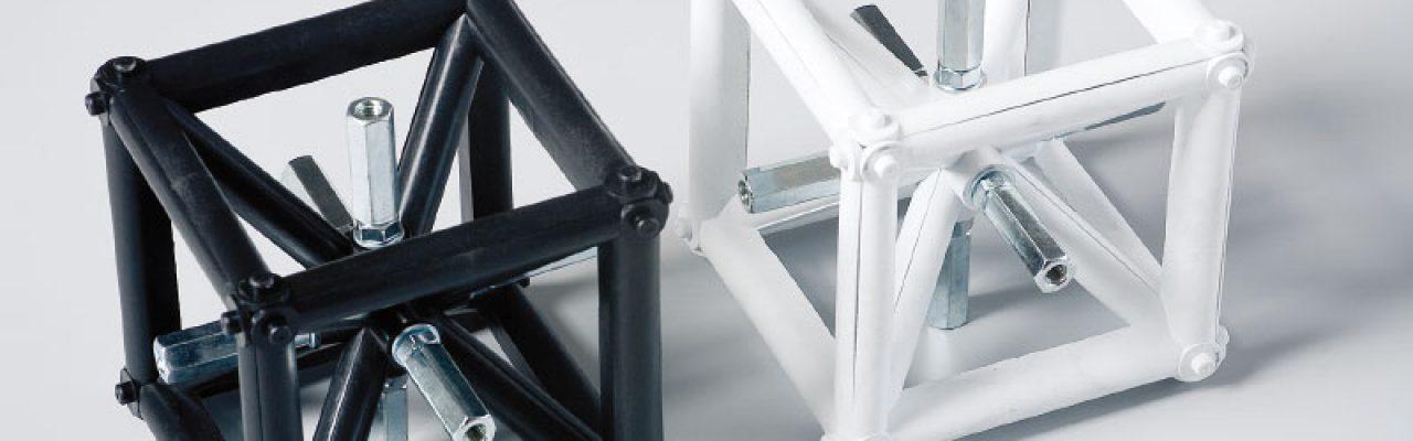 Crosswire kuben som kobler sammen alle moduler