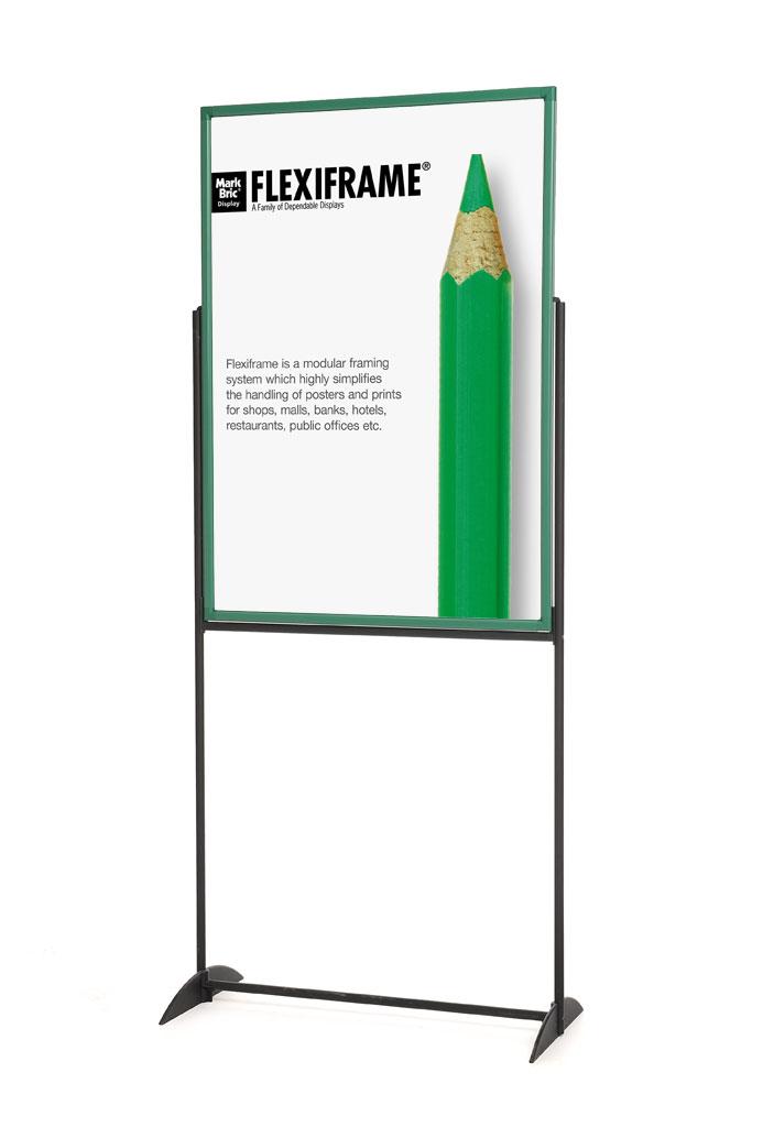 Plakatstativ for 70x100cm rammer