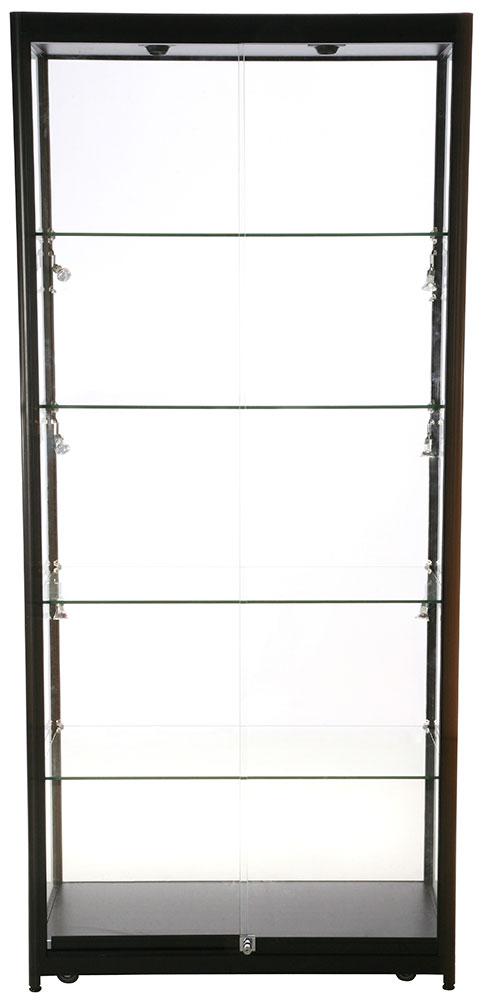 Glasskap og glassmonter