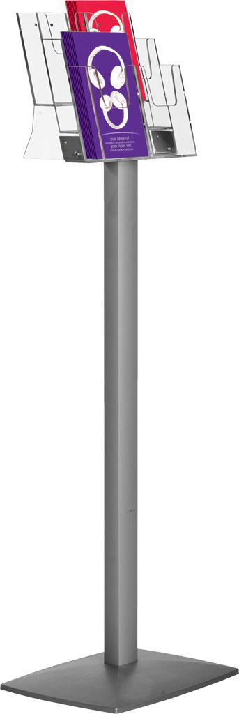 Brosjyrestativ 6xA6 (M65)
